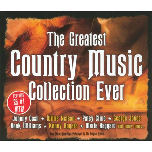 The Greatest Country Music Collection Ever (3CD) (Digi-Pak)