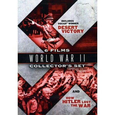 World War II Collector's Set: Desert Victory / The Nazis Strike / Here Is Germany / The Spreading Holocaust / Hitler's Britain / How Hitler Lost The War