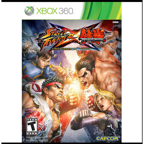Street Fighter X Tekken (Xbox 360) - Pre-Owned