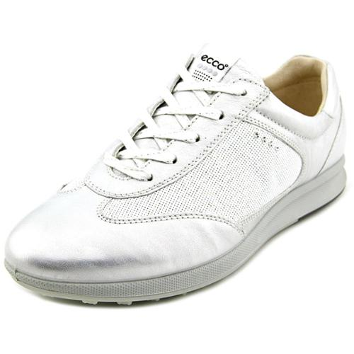 ECCO Womens Street Evo One Leather Studded Golf Shoes by Ecco