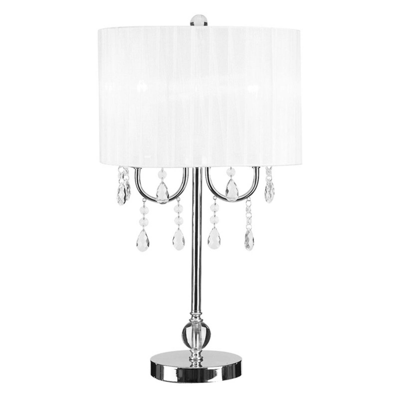 Cresswell Lighting Chandelier Table Lamp Walmart Com