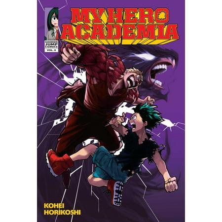 My Hero Academia  Volume 9