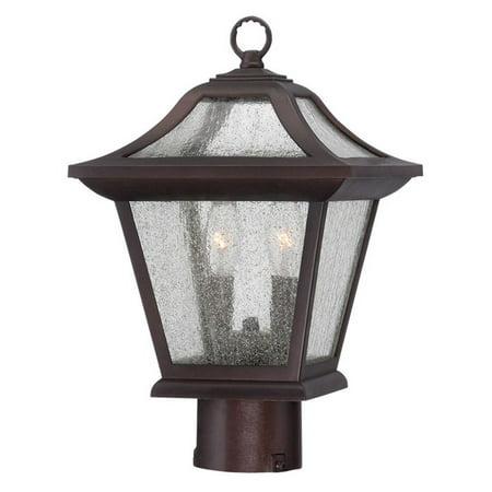 Acclaim Lighting Aiken Outdoor Post Lantern Light Fixture