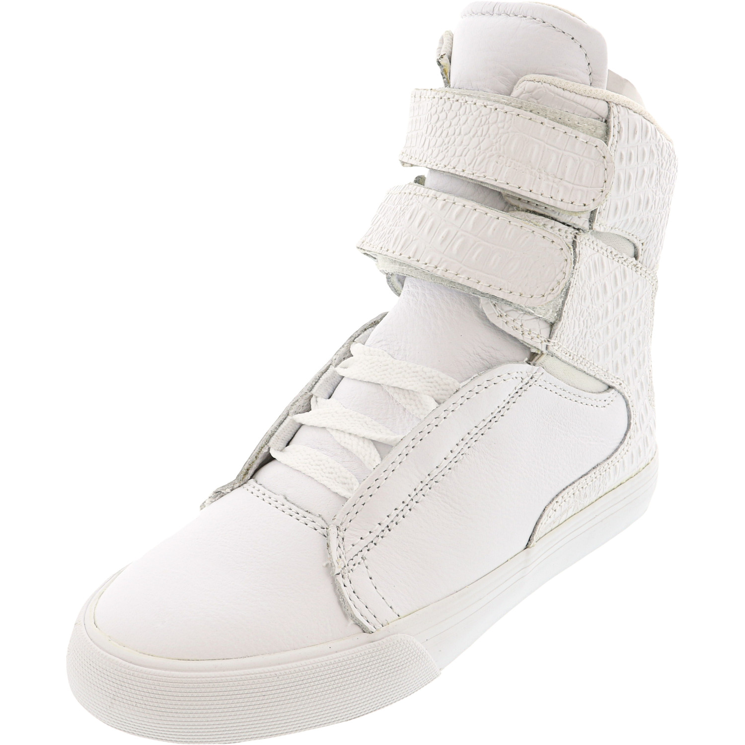 Mid-Top Leather Women