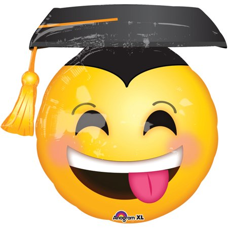 Anagram Emoji Grad Smile Face Super Shape 26