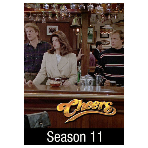 Cheers: Is There a Doctor in the Howe? (Season 11: Ep. 16) (1993)