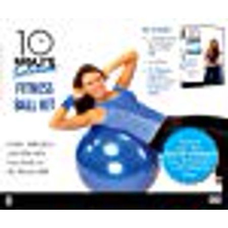 10 Min Sol Fitness Ball Kit -