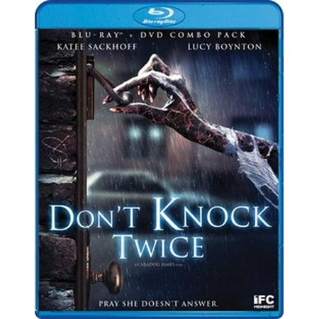 Don't Knock Twice (Blu-ray + DVD) (Walmart