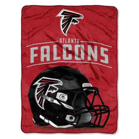 NFL Atlanta Falcons Franchise Micro Raschel 46