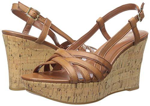Lauren Ralph Lauren Women's Quaylin Wedge Sandal