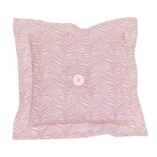 Cotton Tale Girly Throw Pillow