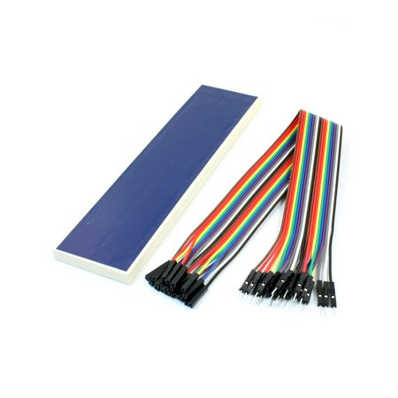 SYB-120 Solderless PCB Testing Breadboard + 40 Pin Male to Female Jumper  Wire