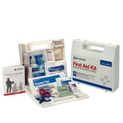 First Aid Only 25 Person ANSI & OSHA First Aid Kit, Plastic, 107 Pcs