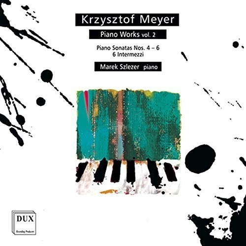 Meyer   Szlezer, Marek Piano Works 2 [CD] by