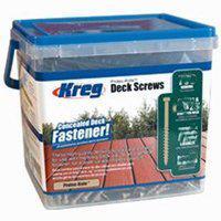 Kreg #8 x 2-5/8in. Pan-Head Protec-Kote Deck Screw (525-box)