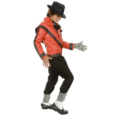 Kids Michael Jackson Thriller Jacket (Michael Jackson Halloween Mix)