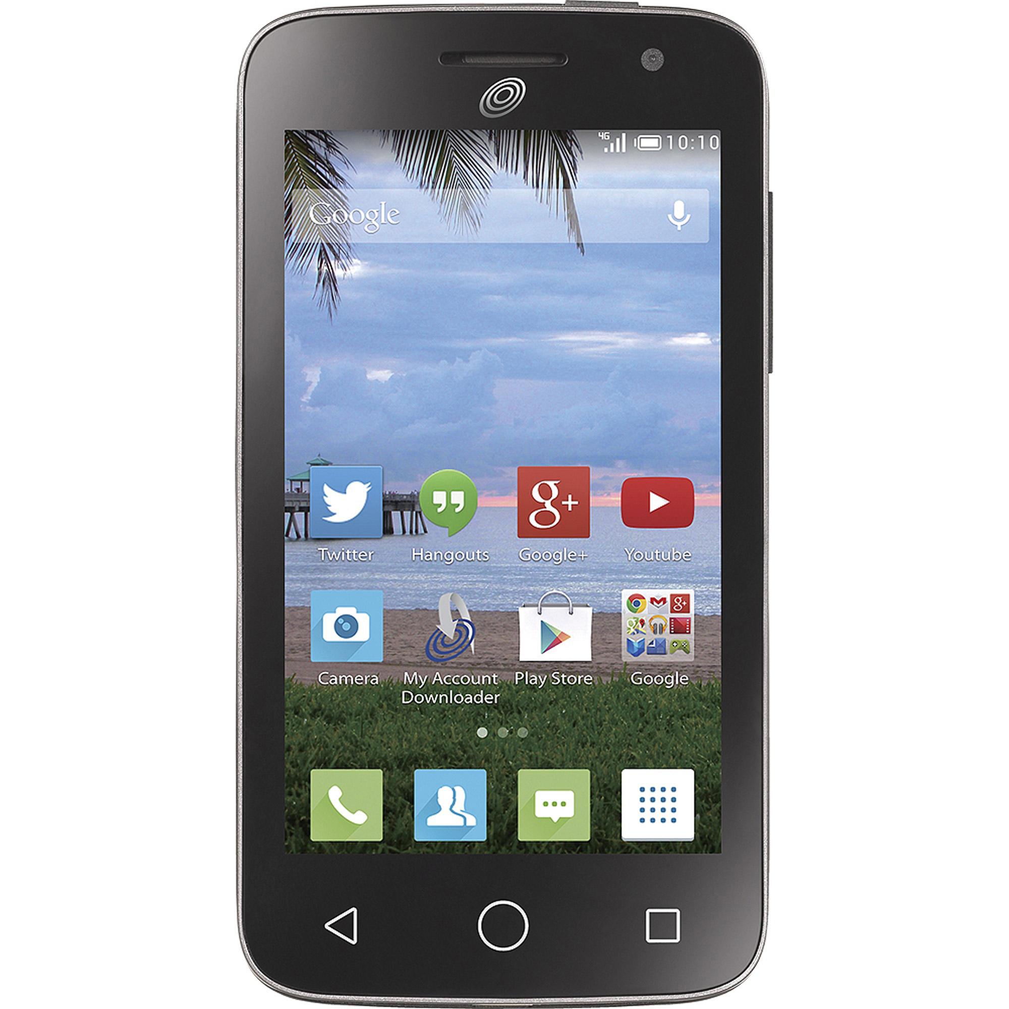 Straight Talk Alcatel Pop Nova Android Prepaid Smartphone