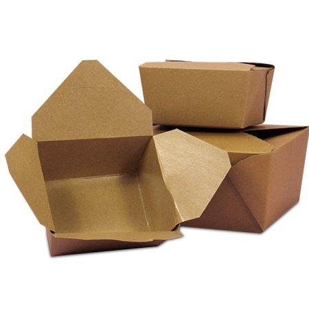 Kraft Food Takeout Box 8-1/2