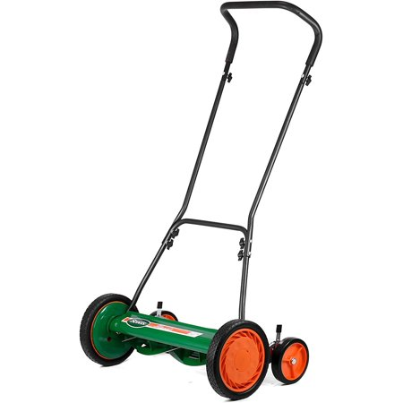 Image of Scotts Outdoor Power Tools 2000-20 Classic Push Reel Lawn Mower, 20-Inch, Green