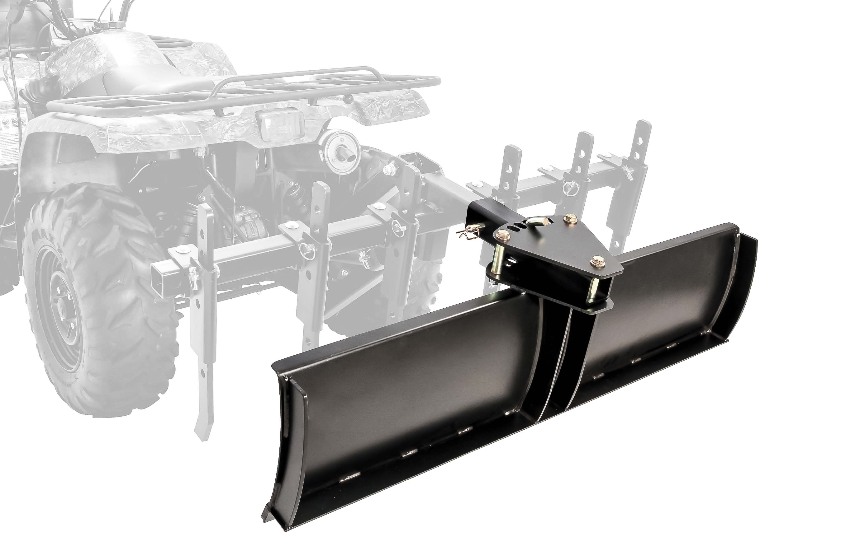 Quad Boss Rear Rack for Sport ATVs Universal KDR8TR