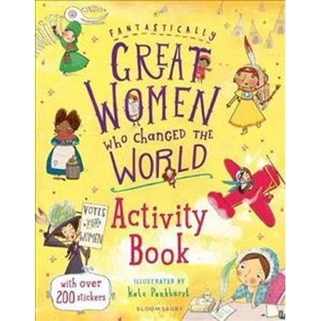 Womens Activity (Fantastically Great Women Who Changed the World Activity)
