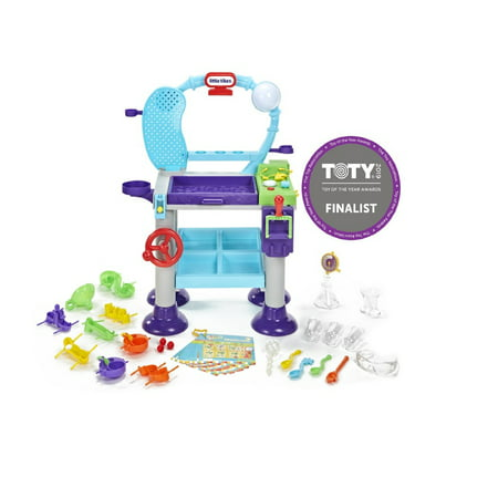 Science Toys (Little Tikes STEM Jr. Wonder Lab Toy with Experiments for)