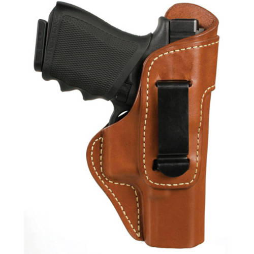 BLACKHAWK! Leather Inside-the-Pants Holster with Clip