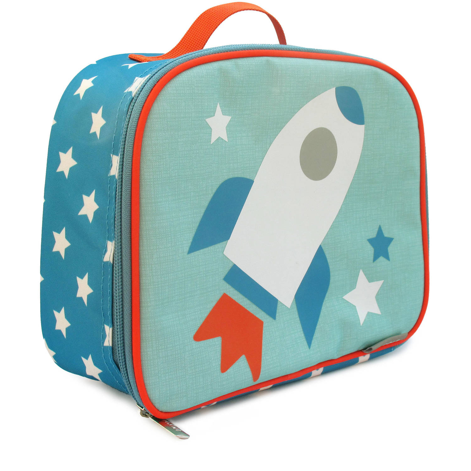 Little JJ Cole Toddler Lunch Bag, Rocket