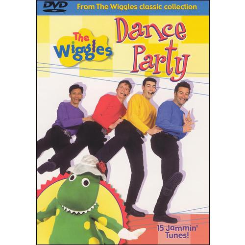 WIGGLES:DANCE PARTY (DVD)