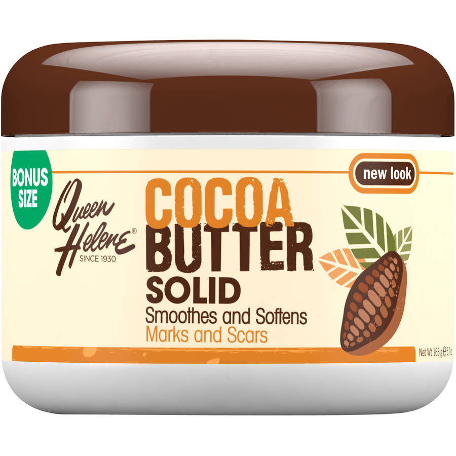 Queen Helene Cocoa Butter Solid, 5.7 oz