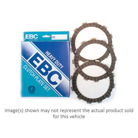 EBC Standard CK Series Clutch Plate Kit for KTM 380 EXC/MXC 1998-2002