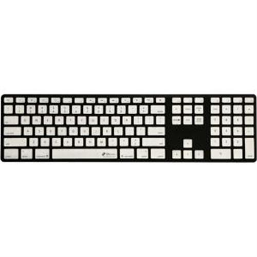 KB Covers Checkerboard (Clear w/ Black Buttons) Keyboard Cover CB-AK-CB