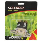 MaxPower 334018 Universal 3 Pole Solenoid