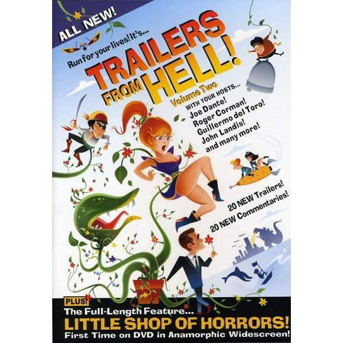 Trailers From Hell!, Vol.2: The Screech-Uel / Little Shop Of Horrors