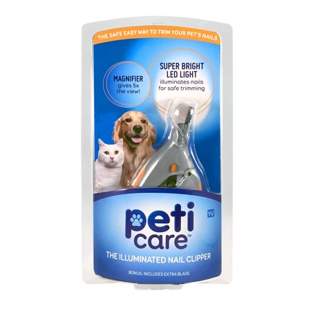 Peticare Professional Pet Nail Clipper As Seen On