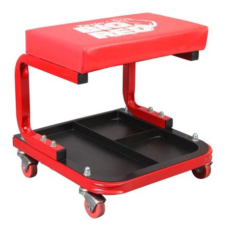 Torin Rolling Creeper Garage Shop Mechanic Padded Seat