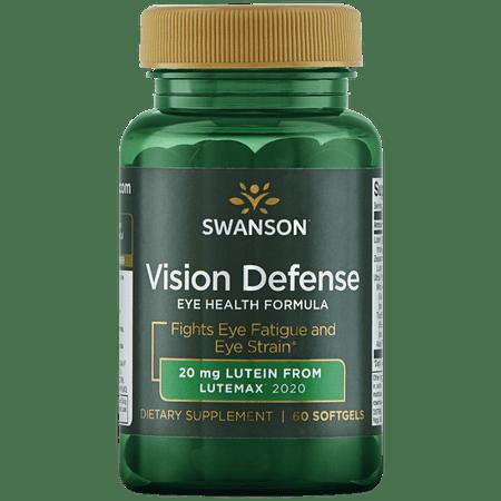Blend Softgel - Swanson Vision Defense 60 Sgels