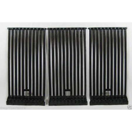 Broilmaster D3 P3 H3 Series Cast Iron Gloss Porcelain Coated Set Cooking Grates