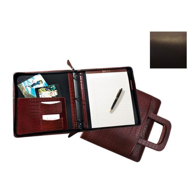 Raika Zipper Binder with Retractable Handle