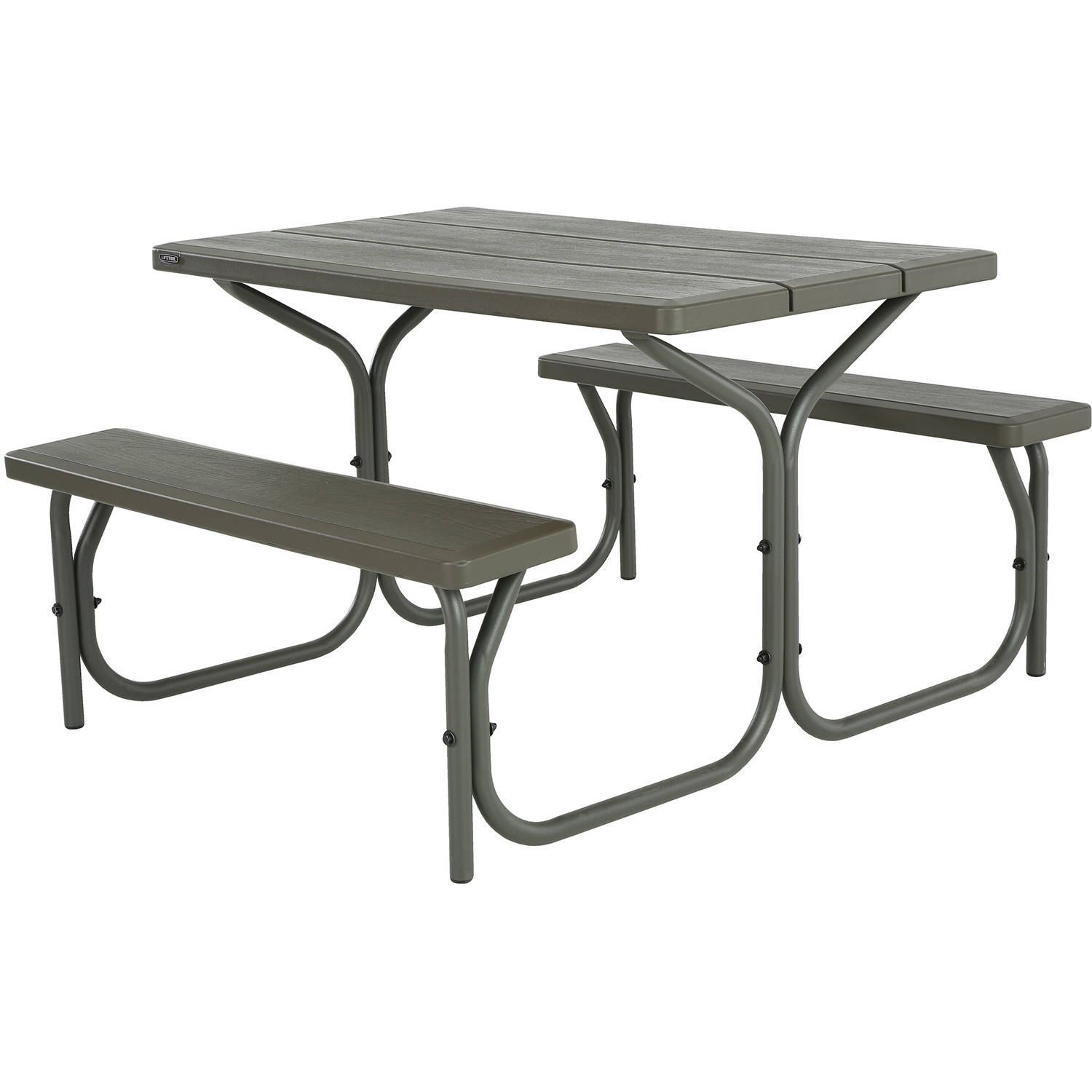 Lifetime 4' Picnic Table by Lifetime Products