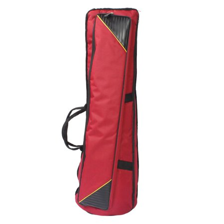 Zimtown Tenor Trombone Gig Bag Case Coarse Grain Fabrics ()