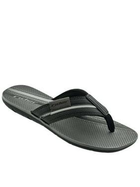9820a33c43289 ... Rider Men s Mali III Thong Sandal (Black Size ... most popular 58919   Airee Fairee Flip Flop Womens Summer Beach Pool Shoes Nautical ...