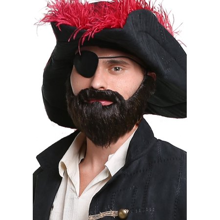 Pirate Ruffian Adult Beard - Pirate Beard