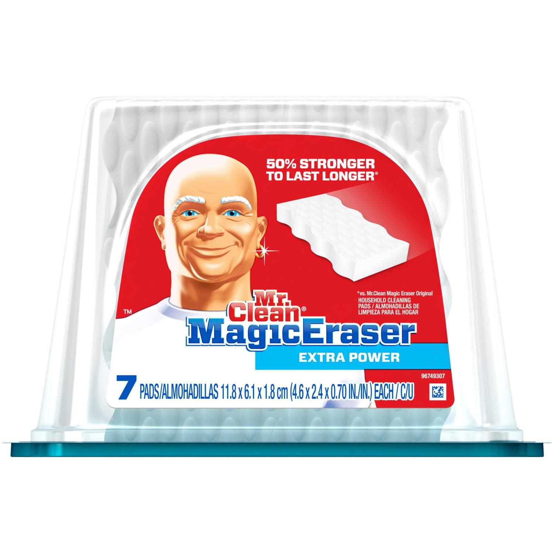 Mr Clean Magic Eraser Extra Power, 7 count