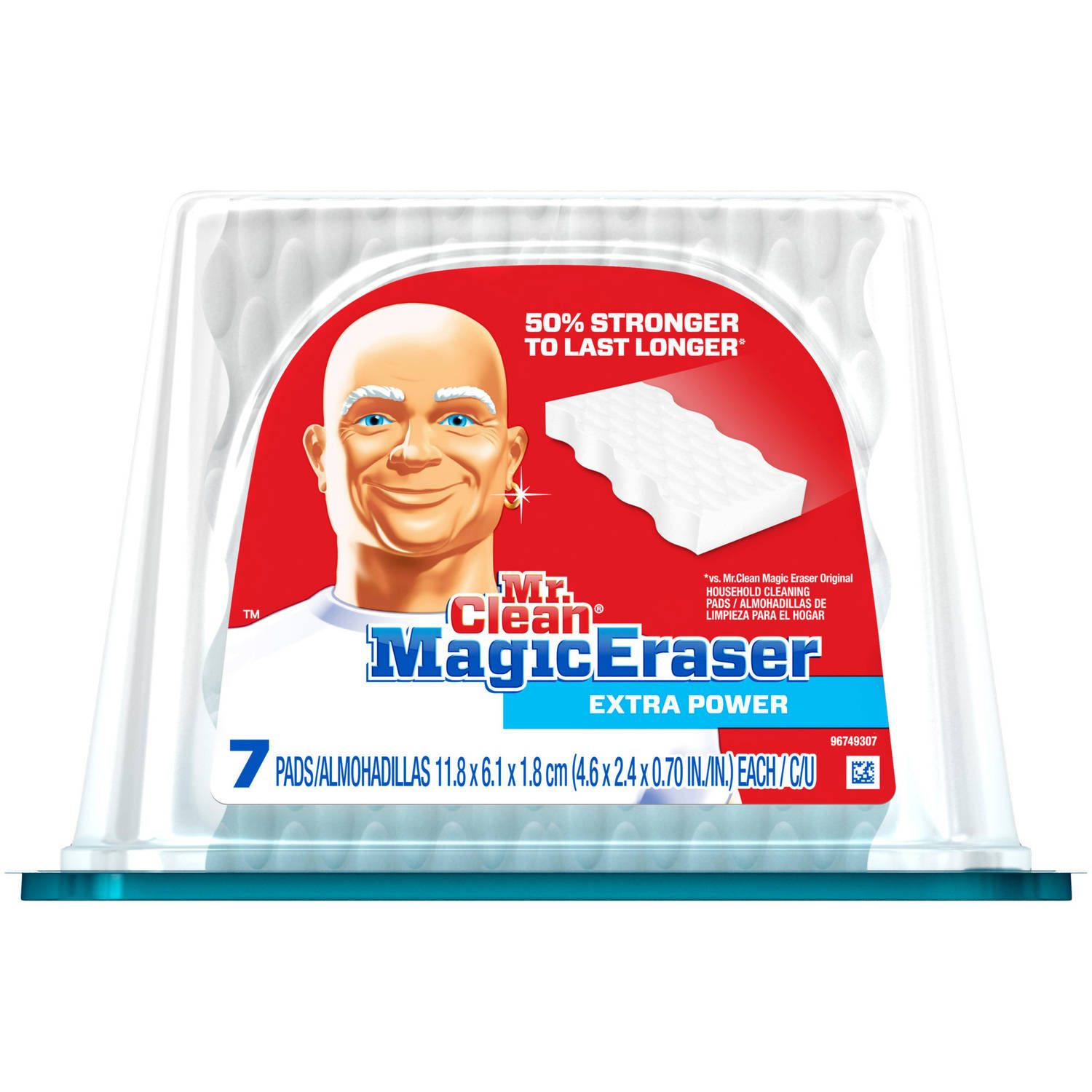 Mr Clean Magic Eraser Extra Power, 7 count