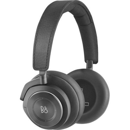 Bang & Olufsen - Beoplay H9 Wireless Noise Canceling Over-the-Ear Headphones - Black