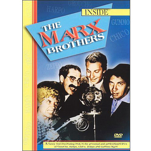 INSIDE THE MARX BROTHERS by