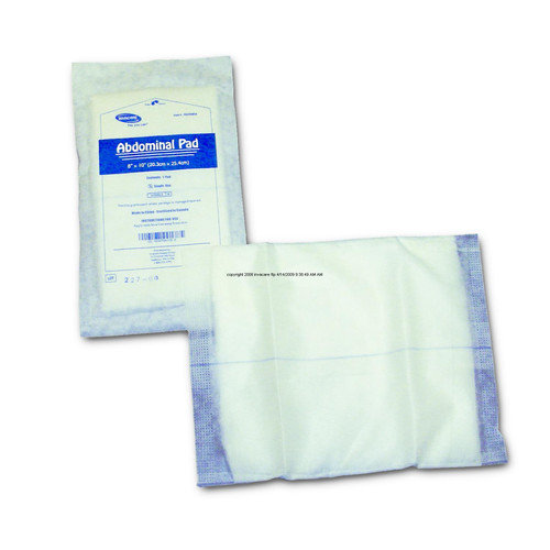 Invacare Supply Group Sterile Abdominal Pad (Set of 2)
