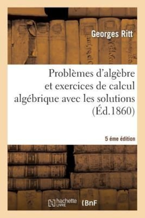 Chemin vers l algebre \/ tome 2 - exercices avec solutions ...