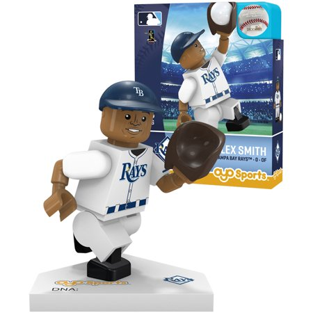Mallex Smith Tampa Bay Rays OYO Sports MLB Player Minifigure - No Size